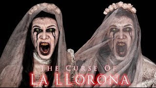 LA LLORONA (The Curse of La Llorona) Makeup Tutorial