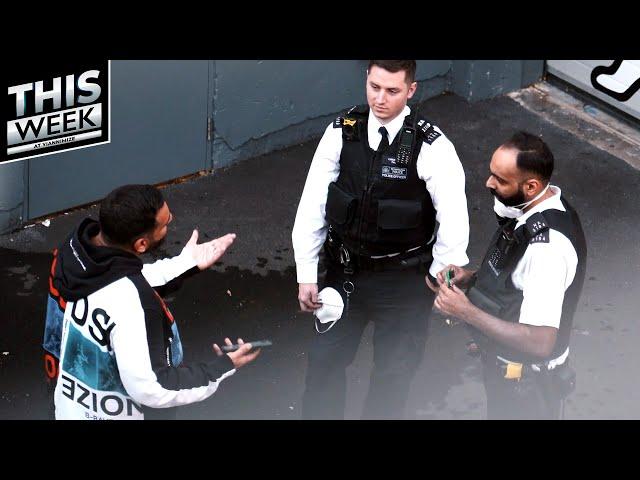 Police Turn Up | TWAY ep19