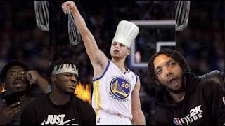 Chef Curry COOKS High School Hoopers 🥓🍳   HouseReacts
