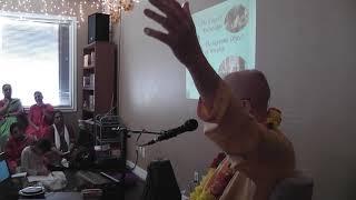 Romapada Swami   Bhagavad Gita Ch 9 Summary   Austin April 2019