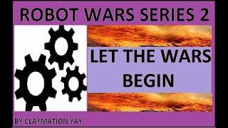 Robot Wars SERIES 2 Heat D