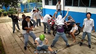 Harlem Shake Indonesia With Yamaha! [Burglar and Senior High School]