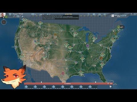 TransRoad: USA [FR] Gérer son entreprise de transport de ressources par camion !