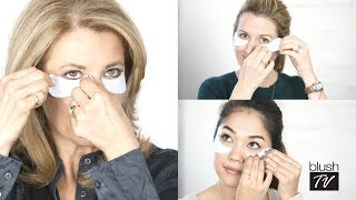 How-To: Wake Up Tired Eyes!