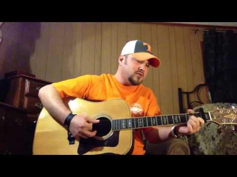 Gary Allan Tough Little Boys cover by Cory Pleasant