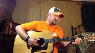 Gary Allan Tough Little Boys cover by Cory Pleasant