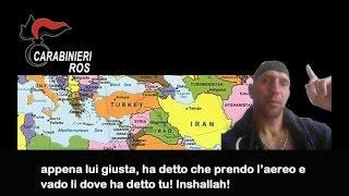 "Operazione ""AKHI"": i ROS dei carabinieri arrestano jihadisti affiliati all'ISIS"