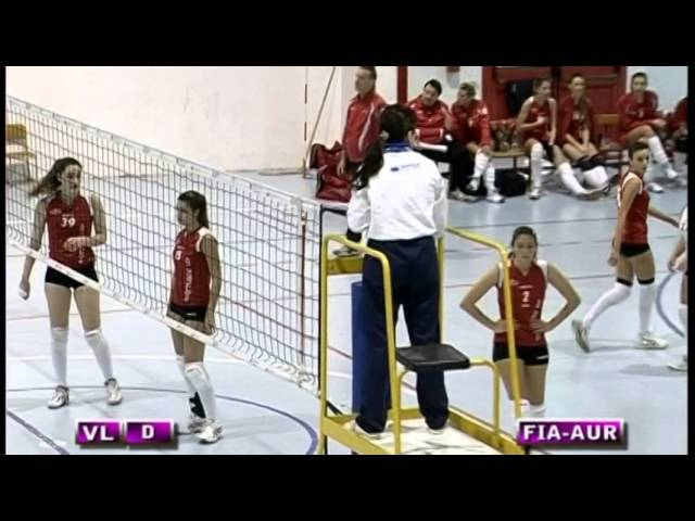 Fiano Romano vs Aurelio - 1° Set