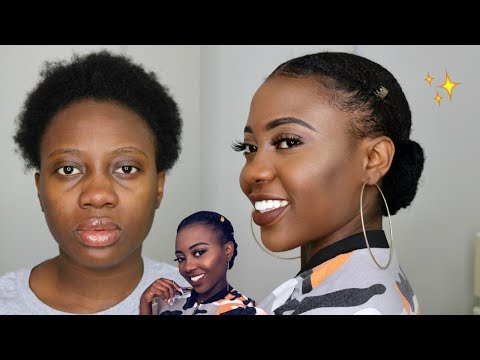 i-can't-cornrow-|-no-problem-abeg!-easy-natural-protective-style-|-short-4c-natural-hair-tutorial