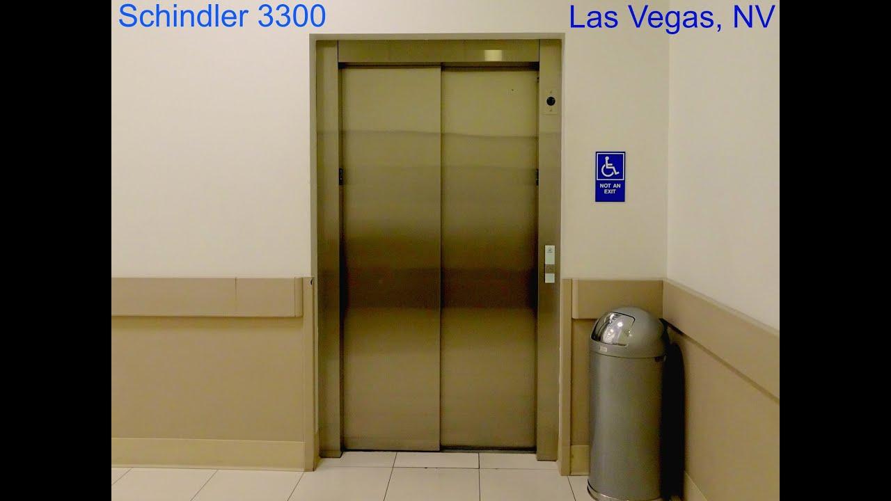 Schindler 3300 Elevator Macy S Men Fashion Show Mall