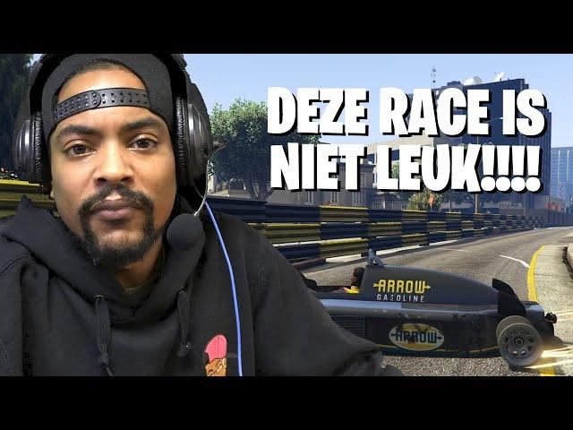 DEZE GTA RACE 🚗 IS NIET LEUK! - GRAND THEFT AUTO (ONLINE)