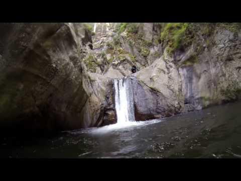 Canyon du Liech