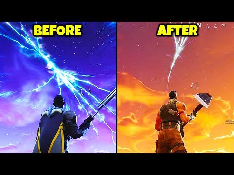 the Rift is closing in Fortnite  Chaos