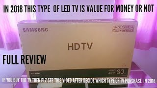 Samsung 4 series 4003 HD TV Unboxing. In 2018 this TV is value for money or not
