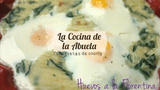 Huevos a la Florentina  La Cocina de la Abuela