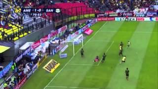 Video Gol de Michael Arroyo - América 1 Vs 0 Santos download MP3, 3GP, MP4, WEBM, AVI, FLV April 2018