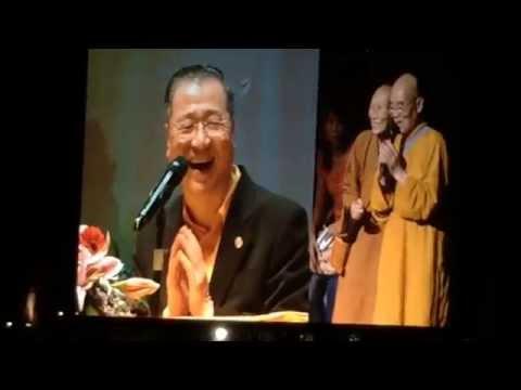 6月22日香港 卢台长为净土宗的法师看图腾确认法师的两位护法居士各往生到了西方极乐世界和弥勒院 【Master JunHong Lu】