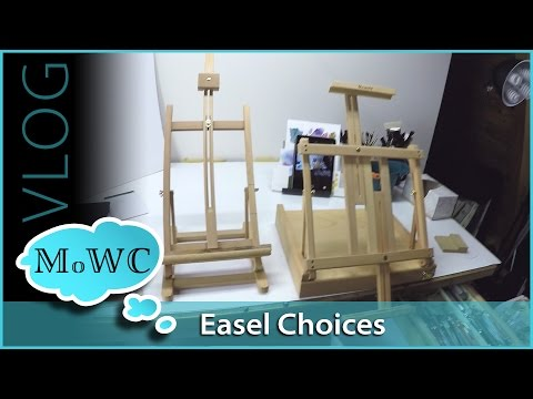 Table Easel Review and Other Easel Solutions
