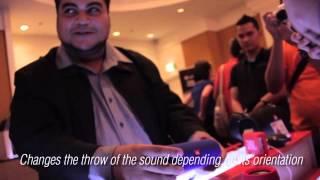 JBL Pulse 2, Flip 3, Xtreme hands-on, demonstration