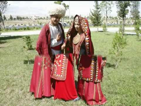 Turkmen Folk Dance Group