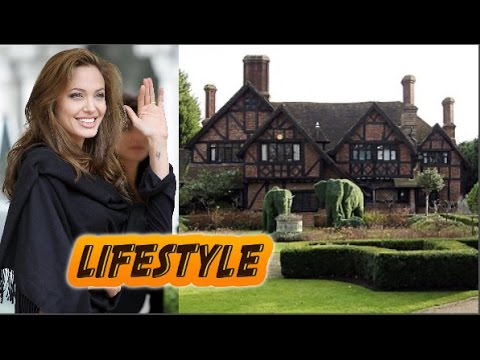 Angelina Jolie Biography, Husband,Income,House,Car, private jet and Net Worth