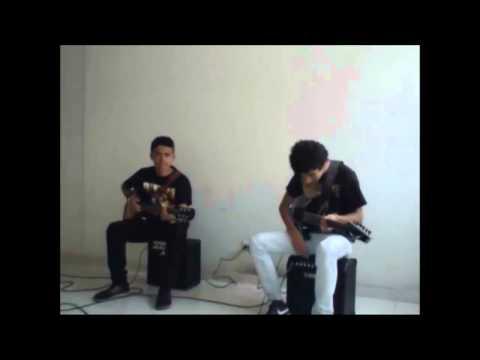 Bloopers | Cover - The Unforgiven - Hardlife | Sebastian Viveros