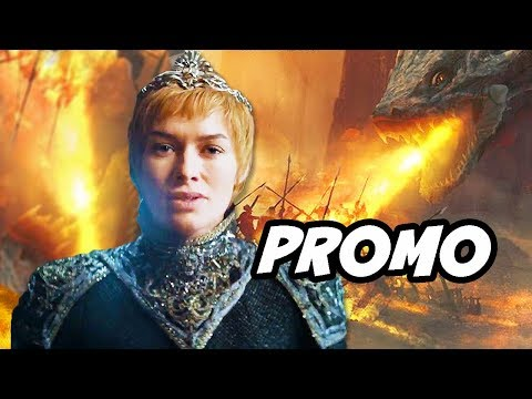 Game Of Thrones Season 8 Promo and Cersei Lannister Teaser Breakdown
