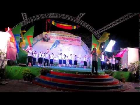 Liên hoan sử ca học đường-Trường trung học cơ sở Trần Bội Cơ-2012-2013