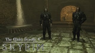 Skyrim - Thieves Guild Questline - Full Playthrough (HD PS3 Gameplay)