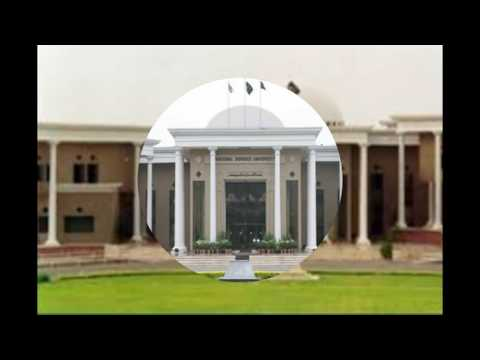 National Defence University image video