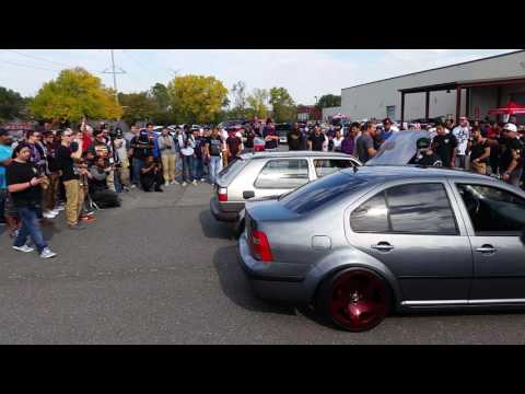 2-step contest @ Elite tuner Euro x Custom Toys Meet in Philly 10-30-16