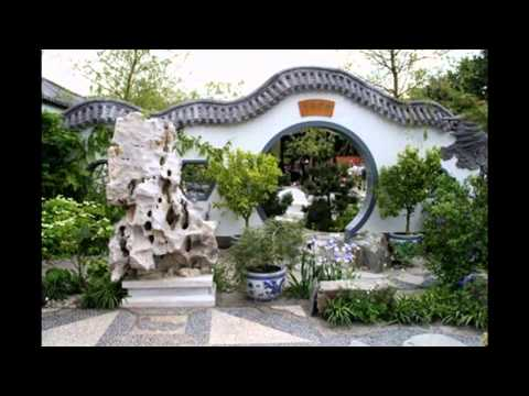 Awesome Chinese garden design decorations