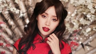 lunar new year beauty
