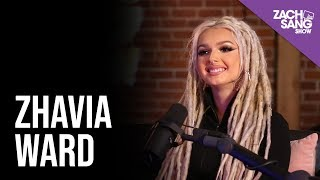 "Zhavia Ward Talks ""A Whole New World"", Zayn Malik, and ""17"""