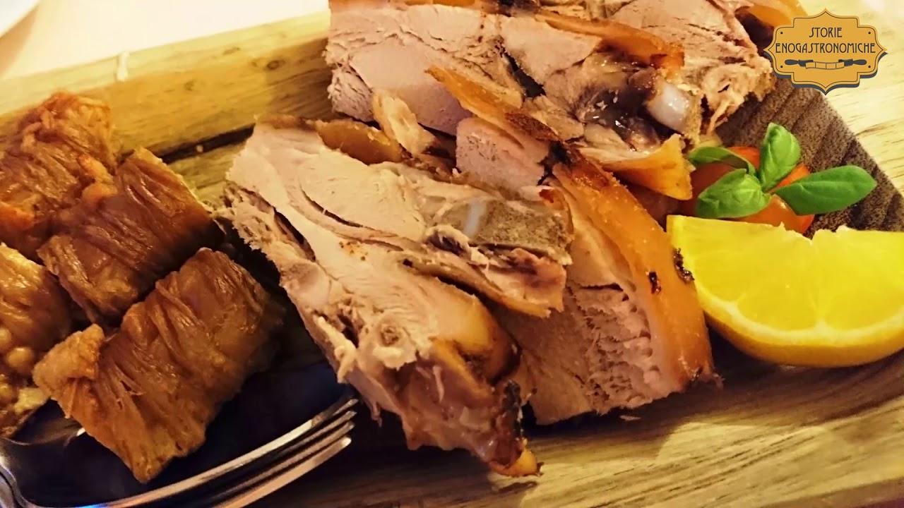 Cucina Sarda E Piatti Tipici Di Dorgali Al Colibri Youtube