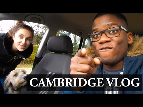 TRIP TO CAMBRIDGE!!!