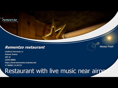 You shouldn't visit another restaurant - Greek restaurant near me - YouTube