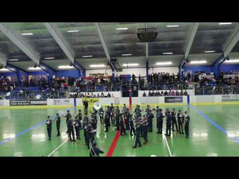 759 Falcon RCACS Squadron - Band Competition 2018