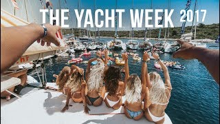 The Yacht Week 2017 - Croatia  // Juhani Sarglep