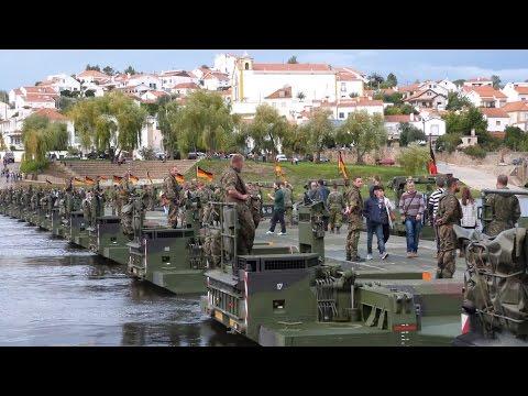 NATO  -  TRIDENT JUNCTURE 2015 TANCOS VILA NOVA DA BARQUINHA PORTUGAL 26 OUTUBRO 2015