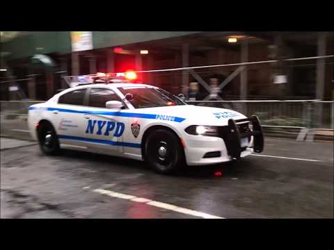 DAY 2 COMPILATION OF NYPD, USSS & DSS DURING 2017 U.N. GENERAL ASSEMBLY MEETINGS IN NYC.