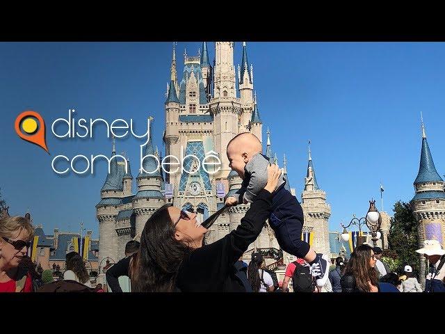Disney com bebê