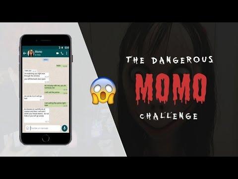#momo Momo Challenge - Is it Fake or Real.