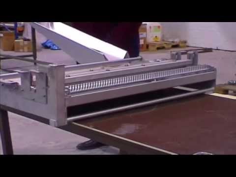 Autonational - Automated composite production - Dedicated resin trays