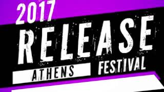 Release Athens 2017: Line Up