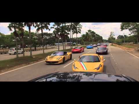 Convoy Phyto Angels for charity 12 June 2015
