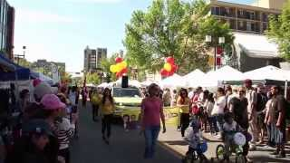 Calgary Lilac Festival Parade May 31, 2015 Part 1