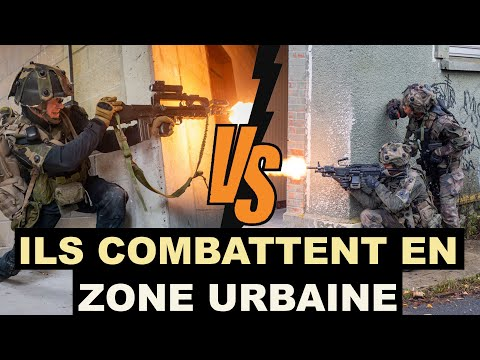 Combat en zone urbaine - Immersion avec le 16e BCP au CENZUB-94e RI