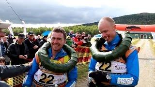 Robert Lindberg, member of Team Haglöfs Silva on how he balances hi...