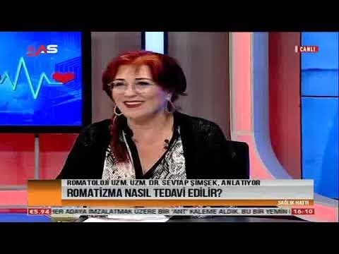 Yrd.Doç.Dr. MURAT SAYLIK, AS TV SAĞLIK HATTI 13 02 2019 2. BÖLÜM